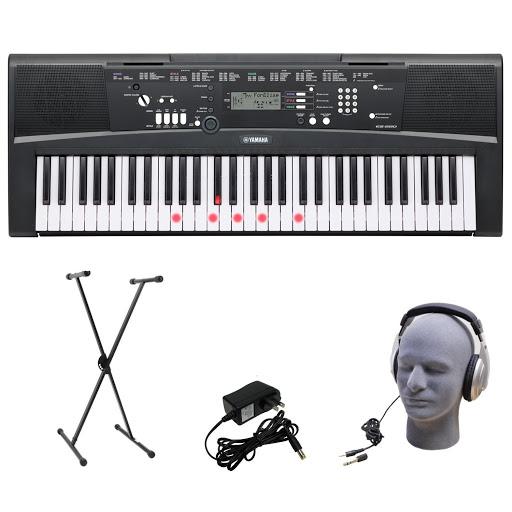 Yamaha Lighted Keys Keyboard