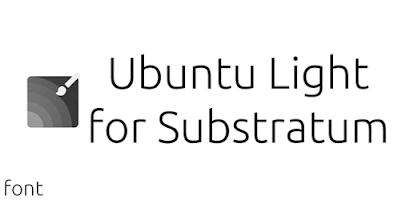 [Substratum] Ubuntu Light Font - Android app on AppBrain Ubuntu Light Font
