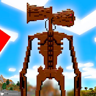 SirenHead creature for Minecraft