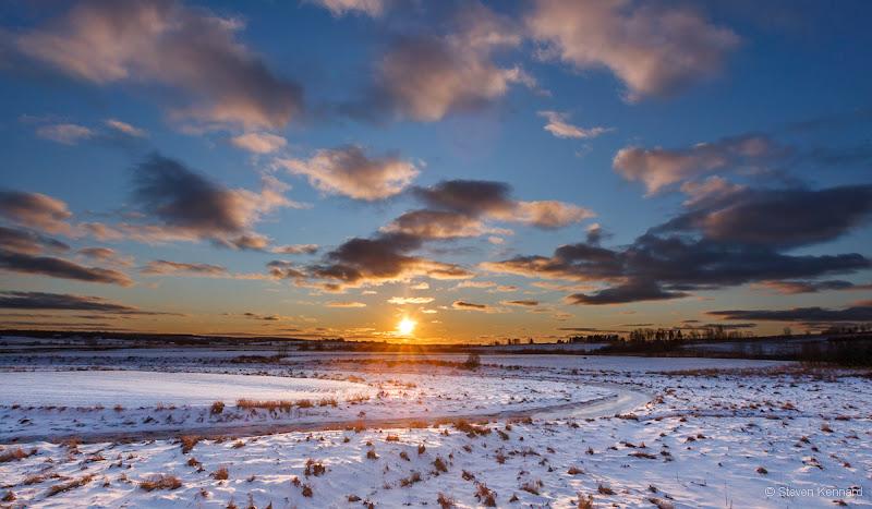 Photo: Sunset February 4th