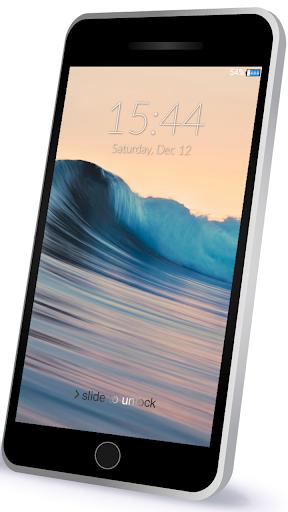 OS10 Lock Screen