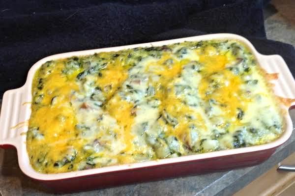 Irish Brunch Potato Casserole Recipe