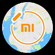 Mi Band Maps: navigation for Mi Band 3 and Bip