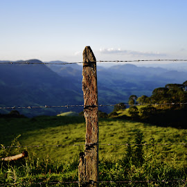 Luminosa MG Brazil  by Marcello Toldi - Landscapes Mountains & Hills