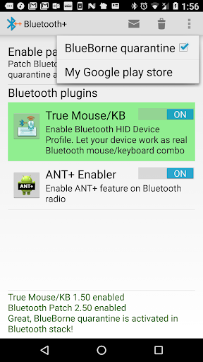 Bluetooth+  screenshots 1
