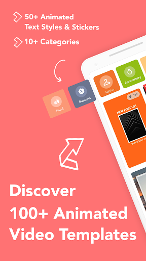 Mouve - animated video maker for Instagram, Tiktok 0.481 Apk for Android 5
