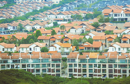 Rich people snap up properties during pandemic