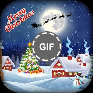 Merry Christmas GIF Collection 2018 - Xmas GIF