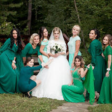 Wedding photographer Antonina Volkogonova (To83). Photo of 16.09.2017