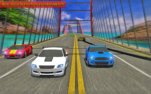 ud83cudfce Crazy Car Traffic Racing: crazy car chase 3.0 screenshots 5
