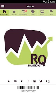 RQ Solutions - náhled