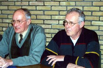 Photo: Rienus Wilms en Bé Haaijer