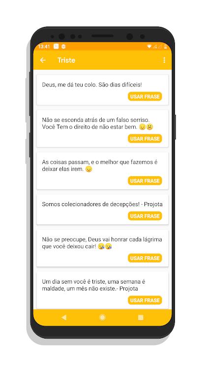 Frases Legendas Para Fotos E Frases Para Status Android