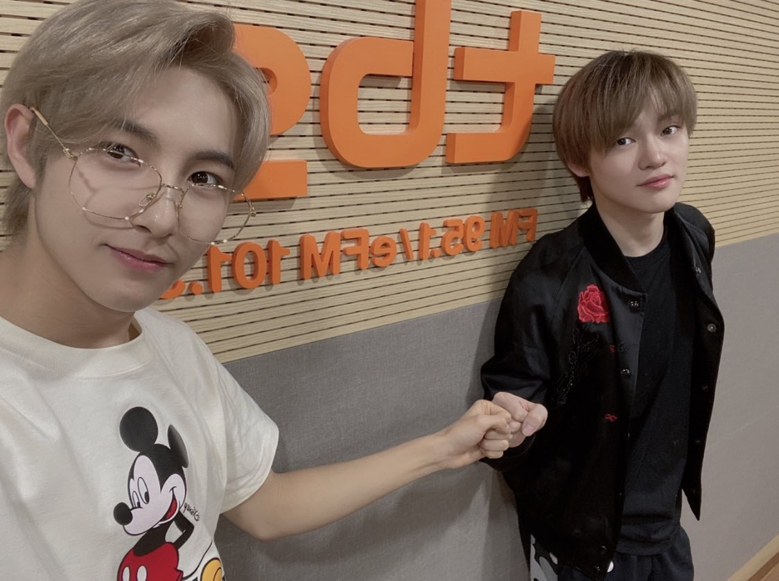 nct dream chenle renjun