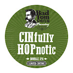 Bad Tom Smith CINfully HOPnotic Double IPA