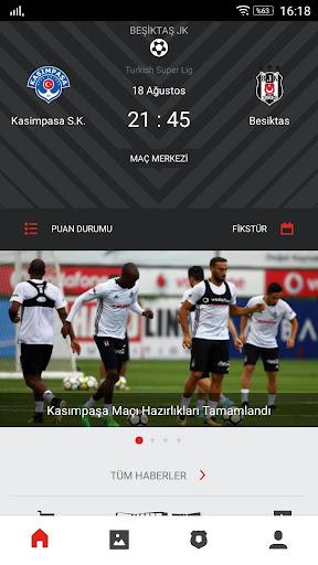 Beşiktaş JK 1.2.0.16014 screenshots 2