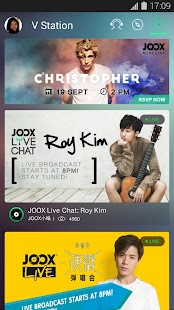 JOOX Music - Live Now!- screenshot thumbnail