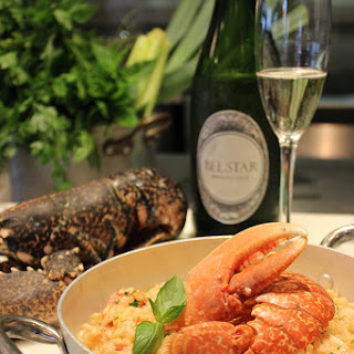 How to make a Summer Lobster Risotto – Discover the true Italian flavors in London.