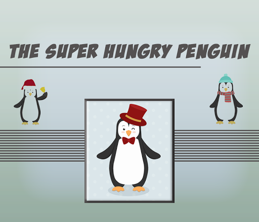 hungry penguin - Free