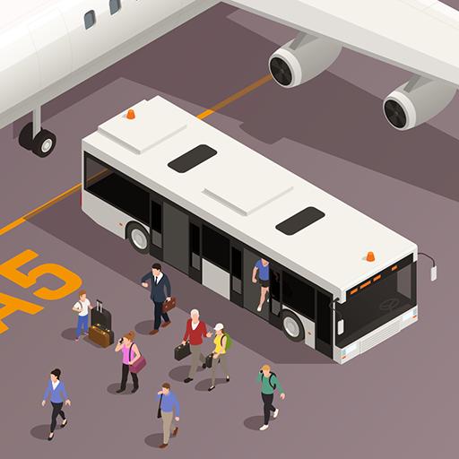 Airport City  – APK MOD HACK – Dinheiro Infinito