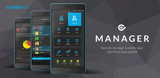 Clansweb Manager for PC