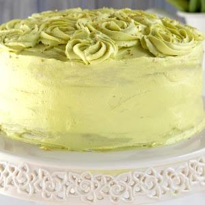 Lime Citrus Cake