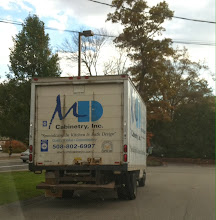 Photo: MD Cabinetry, INC in Raynham, MA proudly displaying their BBB Accreditation