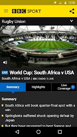 BBC Sport Screenshot 3