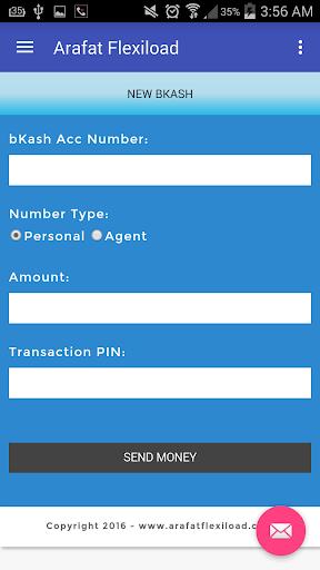 Bkash Agent Apk