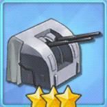 102mm連装砲(副砲)T3