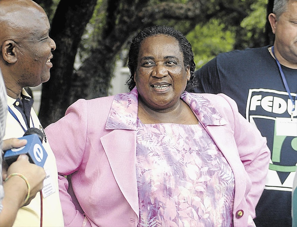 WATCH LIVE | State capture: Former labour minister Mildred Oliphant takes the stand