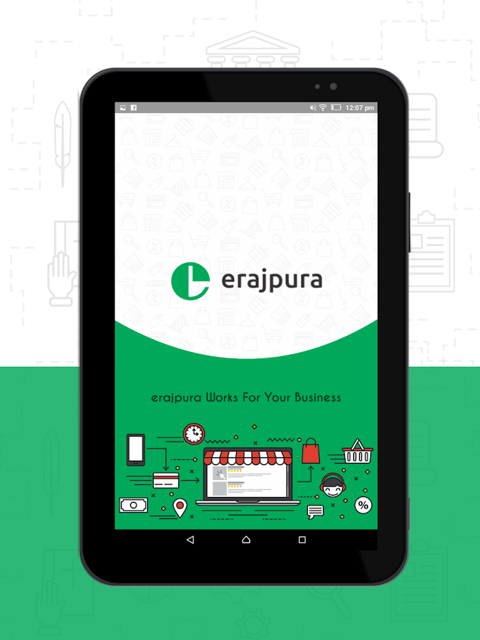 erajpura App- screenshot