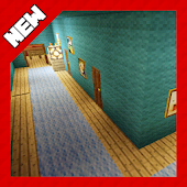 Hello at Neighbor! Map for MCPE