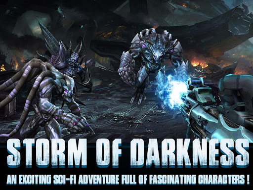 Storm of Darkness screenshot 3