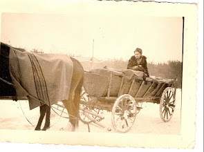 Photo: March, 1941 Polish transportation