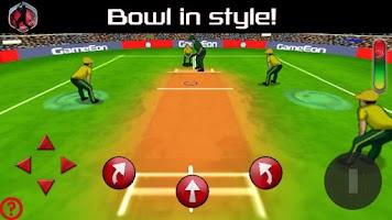 Screenshot of Box Cricket International 2016