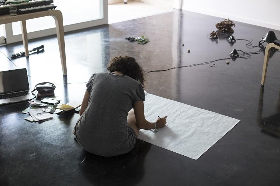 Os selecionados da 2o edição da ZONA – Residências Artísticas de Lamego, Tatiana Marta Silva e a COOPERATIVA