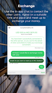 Plain Exchange- screenshot thumbnail