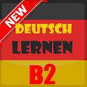 b2 test deutsch prüfung icon