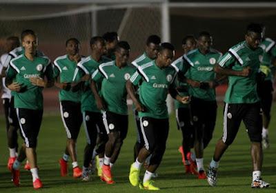 Le Nigéria ne se rendra pas en Guinée