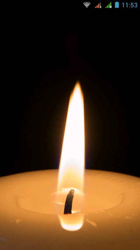 Virtual Candle HD- screenshot