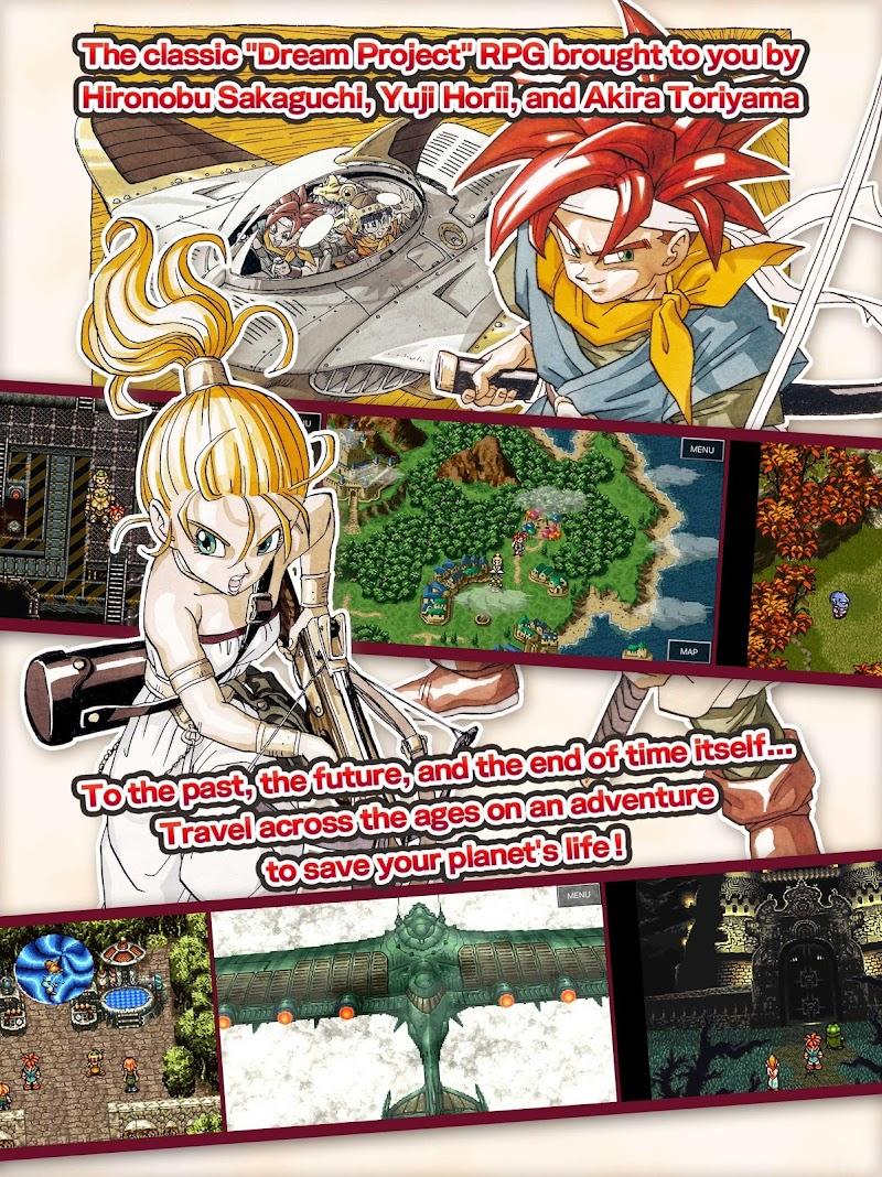 CHRONO TRIGGER (Upgrade Ver.) Screenshot 17