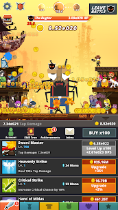 Tap Titans 2 MOD (Unlimited Money) 6