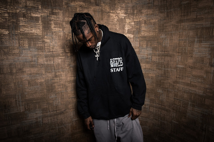 Rapper Travis Scott is current king of the skrr-sexuals.