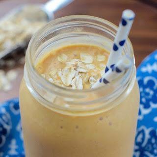 Pumpkin Oatmeal Smoothie Recipe