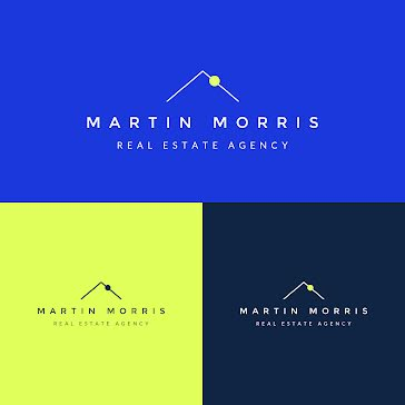Martin Morris  - Logo template