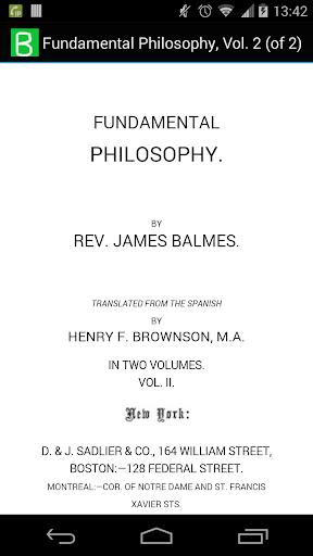 Fundamental Philosophy Vol. 2
