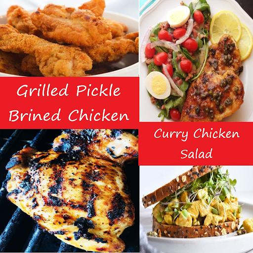 Keto Chicken Recipes screenshots 2
