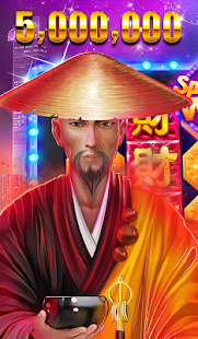 Asian Monk - Free Vegas Casino Slots Machines