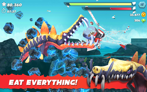 Hungry Shark Evolution apktram screenshots 22